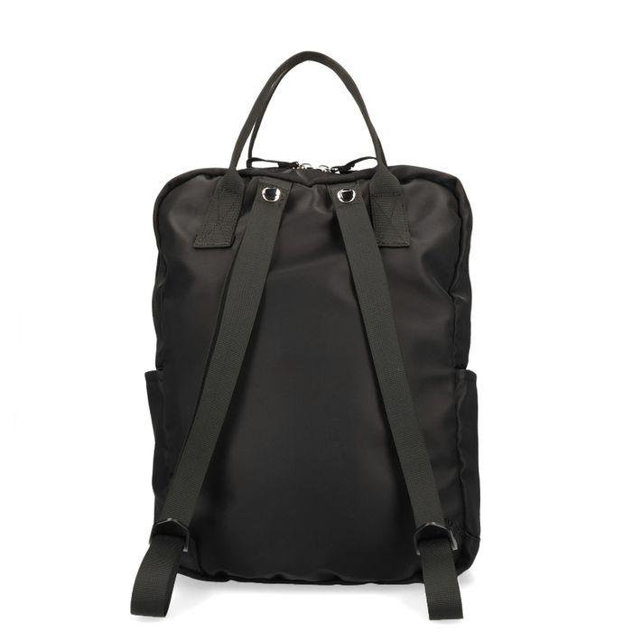 Sac à dos avec compartiment pour ordinateur portable - noir