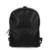 Schwarzer Rucksack mit Laptopfach
