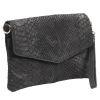 Umschlagtasche - schwarz