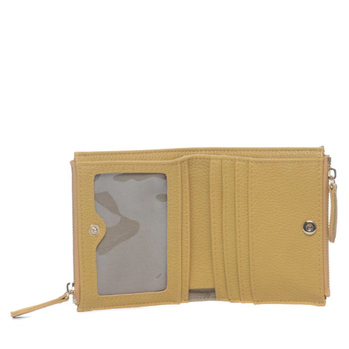Kleines gelbes Portemonnaie