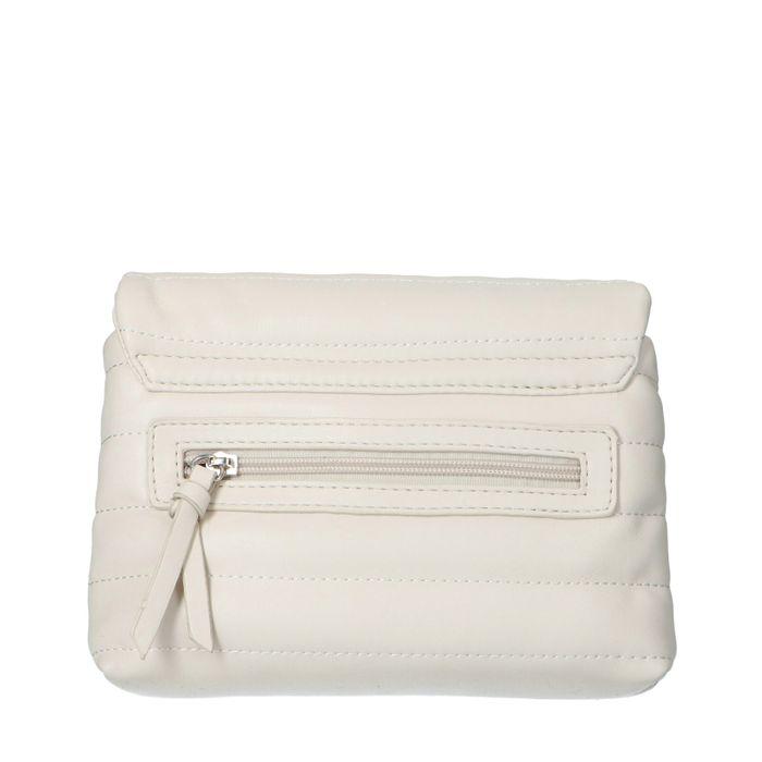 Offwhite Puffer-Tasche