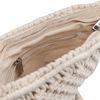 Makramee-Schultertasche