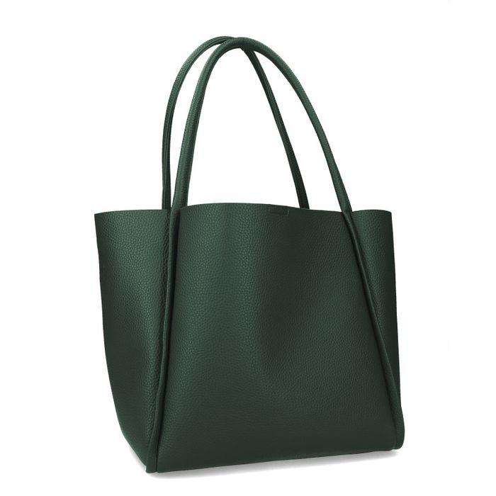 Groene shopper