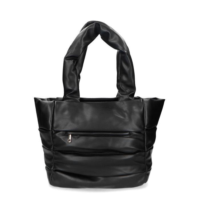 Vivian Hoorn x Sacha zwarte puffer shopper