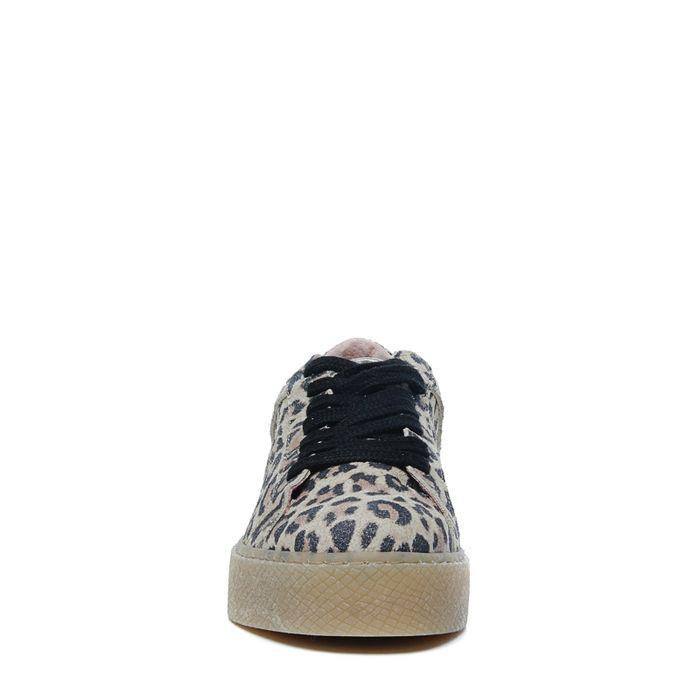 Baskets à plateforme avec imprimé léopard - femmes – SACHA 856dcd4f98b6