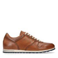 21a28ffcc5531e sale Van Lier Cognac leren sneakers € 149, € 119, Shop nu >