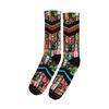 XPOOOS sokken met autoprint