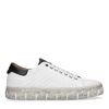 Yellow Cab New Check Y22098 witte lage sneakers