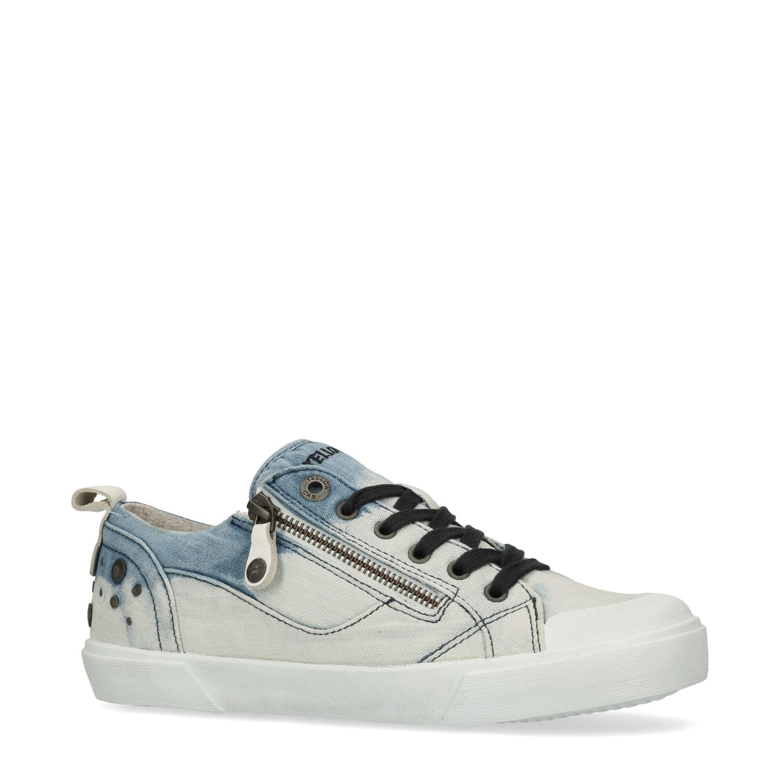 Cab Damesschoenen Blauwe Y22093 Strife Sneakers Lage Yellow 71qTvq