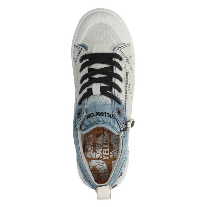 Yellow Cab Strife Y22093 Baskets basses - bleu