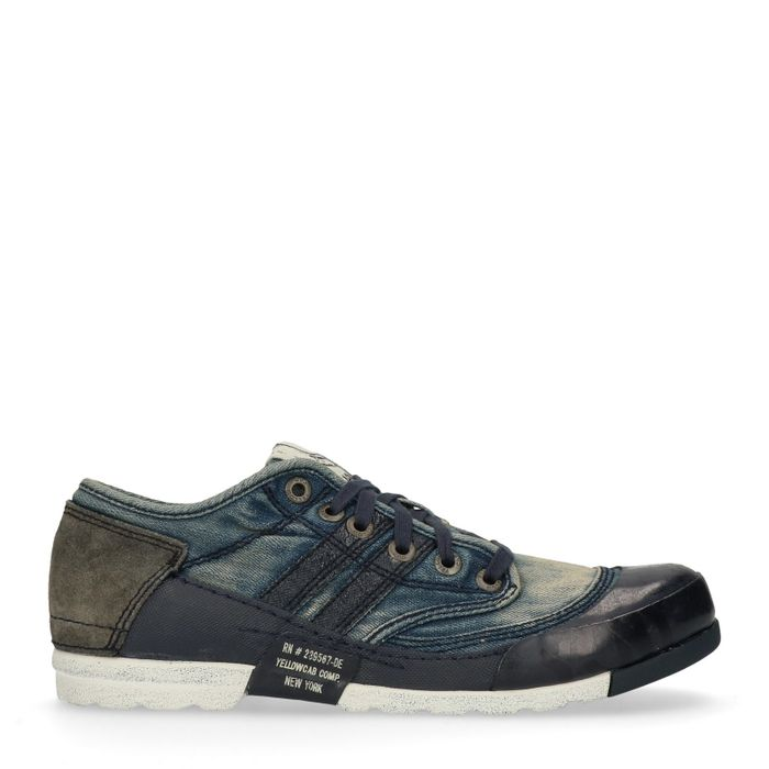 Yellow Cab Mud Y12255 lage sneakers