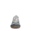 Yellow Cab graue Denim-Sneaker