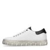 Yellow Cab New Check Y22098 weiße Sneaker