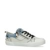 Yellow Cab Strife Y22093 blaue Sneaker